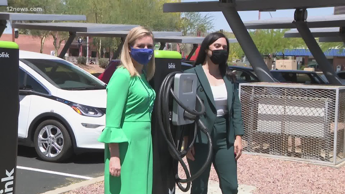 New committee hopes to transition all City of Phoenix vehicles to electric in coming years