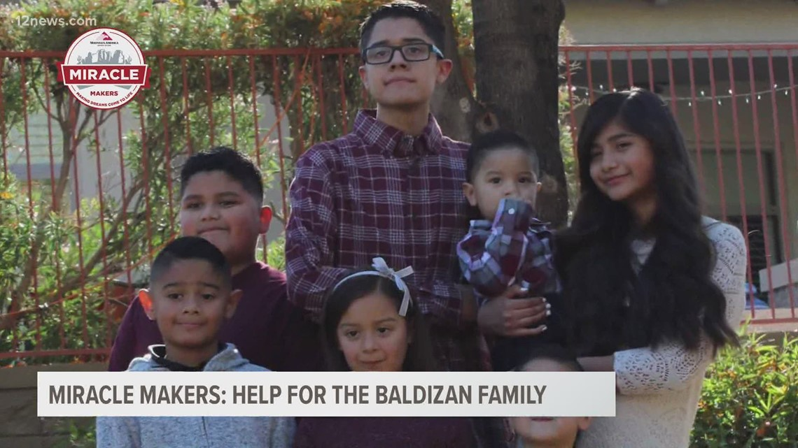 Miracle Makers: Giving a family in need a helping hand