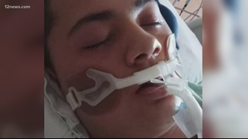Michigan family back to square one after Phoenix hospital denies life support