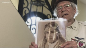 Those Who Served: WWII vet from Gilbert to be honored for his service