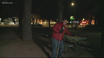 Payson preparing for 30 inches of snow