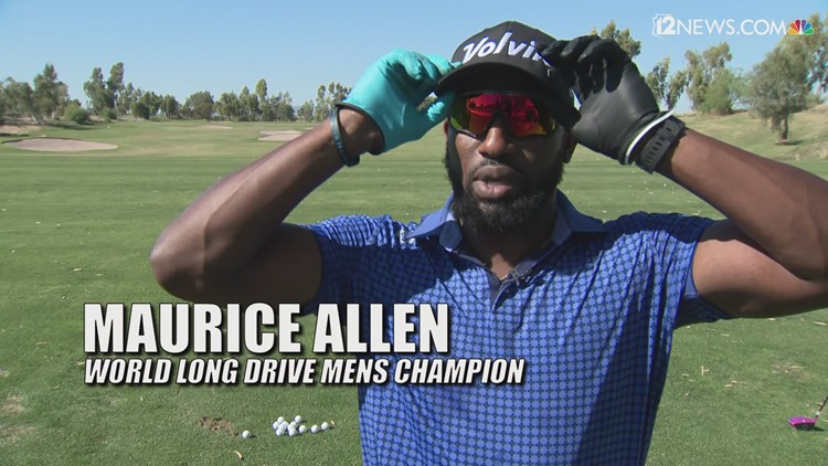 World long drive competition