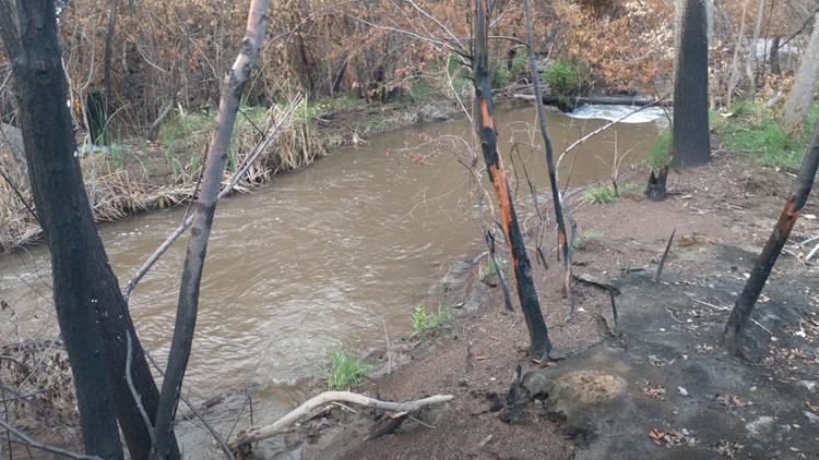 Fossil Creek rec area closed remainder of 2021