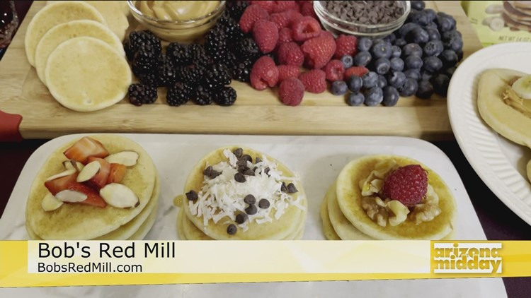 Celebrate Hot Breakfast Month with Bob's Red Mill!