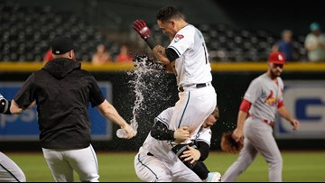 D-backs win longest game ever at Chase Field in 19 innings against Cardinals