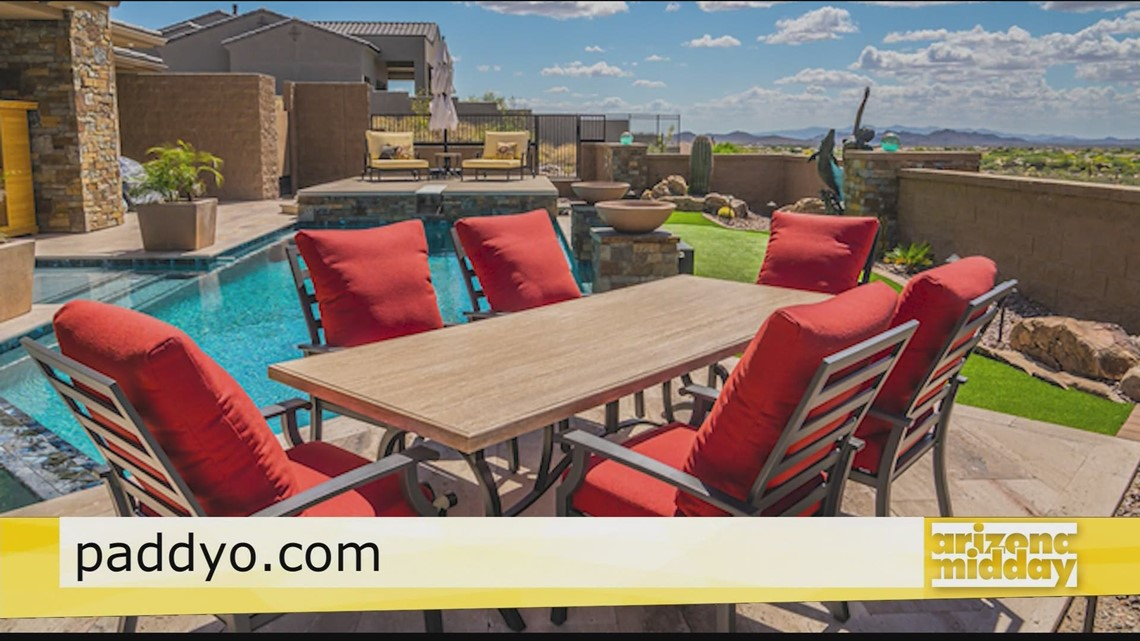 Have Fun with Color in Your Backyard Designs with Paddy O' Furniture