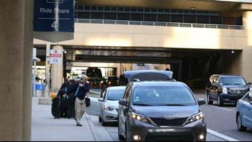 Uber, Lyft confirm service at Phoenix Sky Harbor Airport is business as usual -- for now