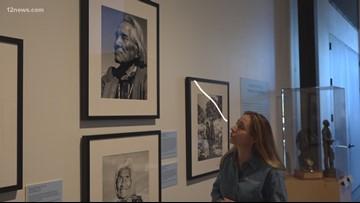 More than a Senator: Barry Goldwater's photos