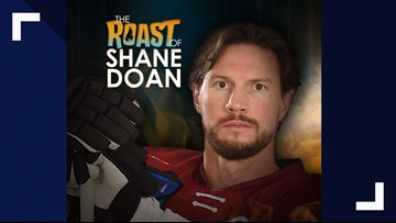 Tickets on sale for 'Roast of Shane Doan'