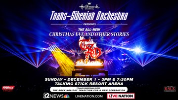FIRST @ 4 TRANS-SIBERIAN ORCHESTRA SWEEPSTAKES