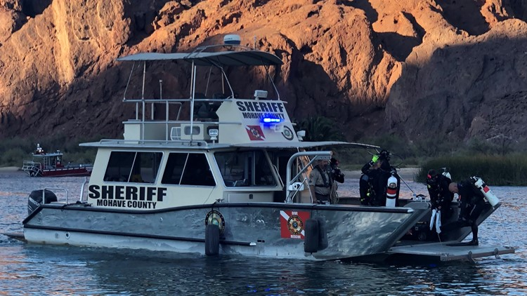 Man drowns while trying to save woman at Colorado River