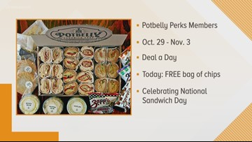 Money Saving Monday: Potbelly Perks, Dairy Queen & Bruegger's Bagels