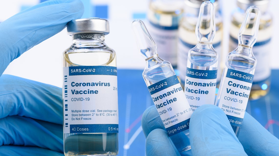 Arizonans 55 and older are eligible for the COVID-19 vaccine
