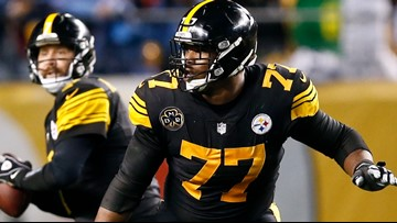 REPORT: Cardinals trade for Steelers OT Marcus Gilbert to build poor offensive line