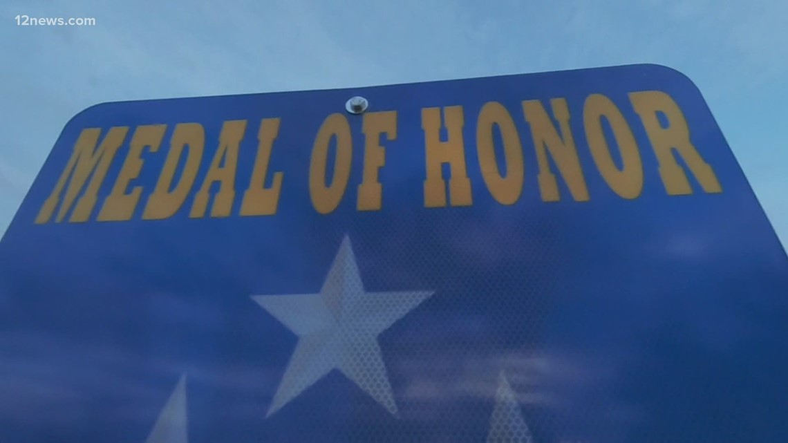 Medal of Honor recipients celebrated in Phoenix