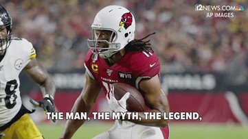 Larry Fitzgerald is returning to the Arizona Cardinals for the 2020 season