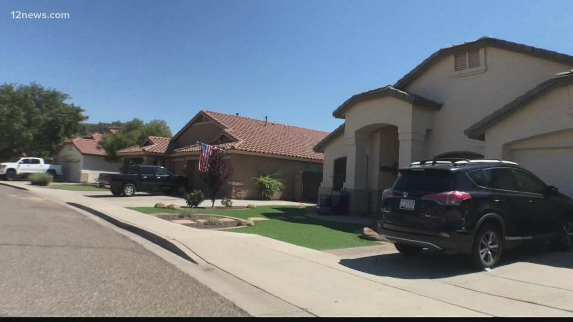 Strange shaking in north Phoenix neighborhood has residents worried