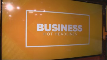 Tuesday's Business Hot Headlines