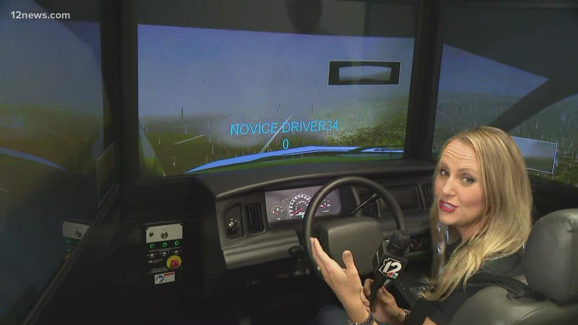 Heightened monsoon chances threaten road conditions for Arizona drivers