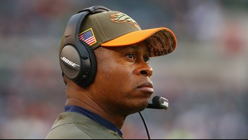 Vance Joseph among new coaches announced by Arizona Cardinals for 2019 coaching staff