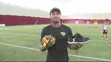 Former Sun Devil Jaelen Strong working on training shoe line