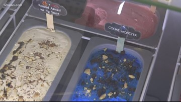 Phoenix ice cream shop named best in the U.S. by Yelp