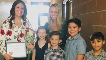 A+ Teacher of the Week: Amy Ball of Phoenix