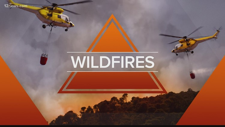Tiger Fire jumps to 43% containment, remains at 16,000 acres burned