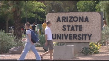 Arizona State University fraternity disbanded after violating hazing policies