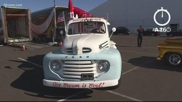 AtoZ60: Walk through the car auction process at Barrett-Jackson