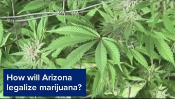 How will Arizona legalize recreational marijuana?
