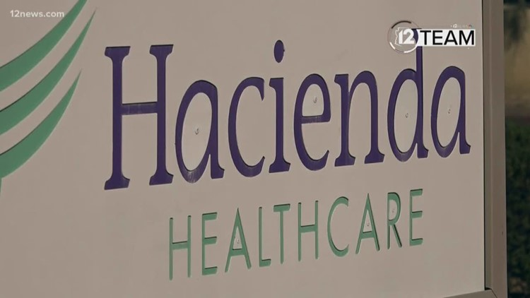 Phoenix PD looking into allegations of multiple sexual assaults of incapacitated patient at Hacienda