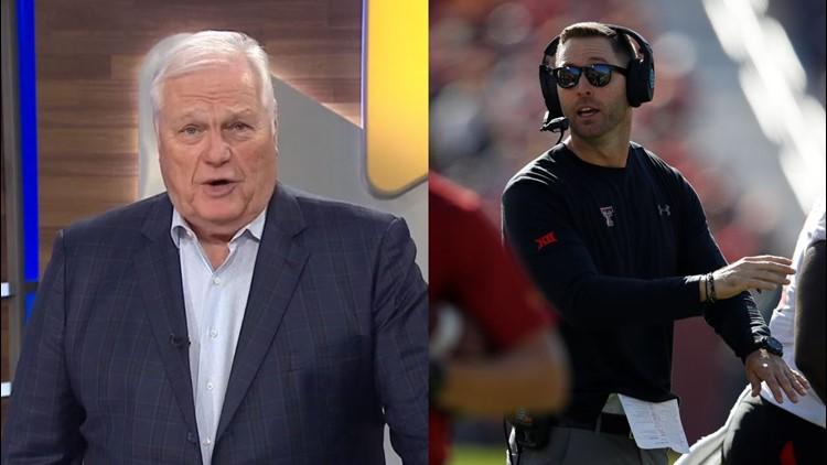 Dallas anchor Dale Hansen on Kliff Kingsbury's new NFL gig and white privilege