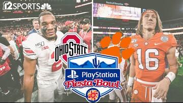 Ohio State will take on Clemson in Fiesta Bowl in Arizona