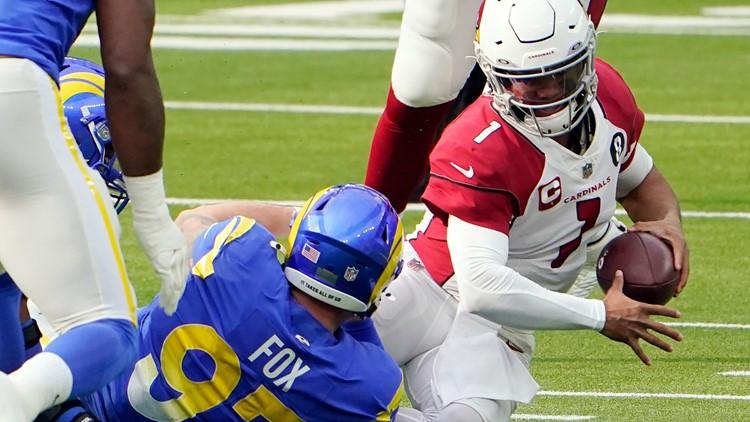 12 News Deportes: Los Cardenales de Arizona caen ante los Rams de Los Ángeles y son eliminados
