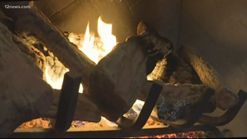 New Year's Eve is a no-burn day in Phoenix