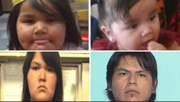 New Mexico family on their way to Arizona found safe, police say