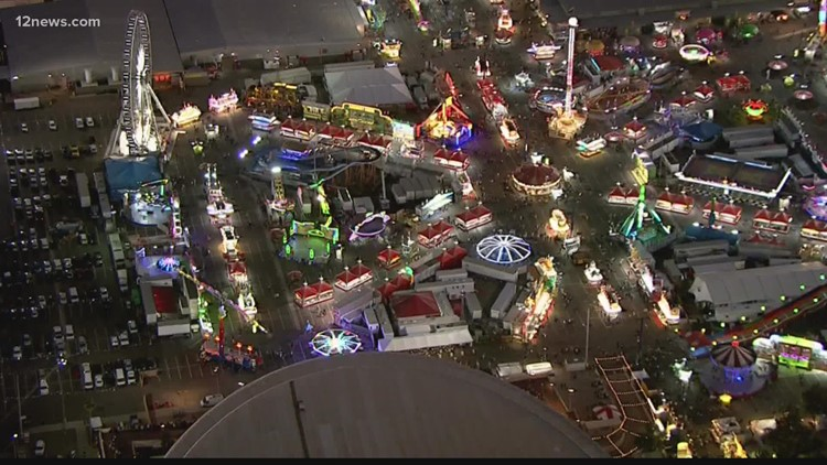 Arizona State Fair returns after 2020 cancelation