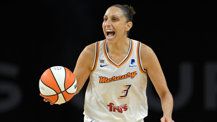Mercury guard Diana Taurasi frustrated by WNBA travel rules
