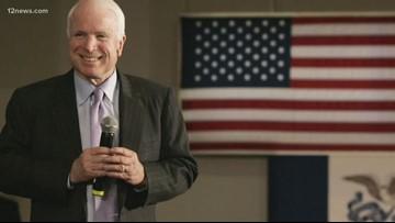 VFW post in Chandler renamed to honor the late Senator John McCain