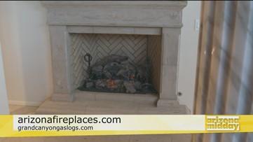 Get warm with Arizona Fireplaces