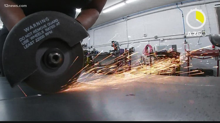 AtoZ60: Valley auto shop looking to get more women involved in a typically man-dominated field