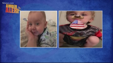 Arizona Amber Alert: 2 children taken from DCS custody in Florence
