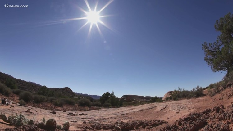 New study predicts 6-month long Arizona summer by 2100, but expert disagrees