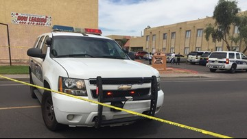 Victim in critical condition after shooting near 43rd Avenue and Osborn