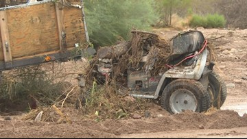 After storms and flooding, cleanup complicated by flood plains and insurance