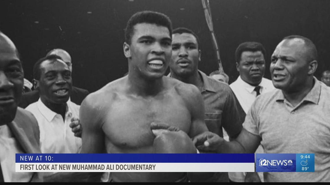 New Muhammad Ali documentary highlights boxing legend's legacy