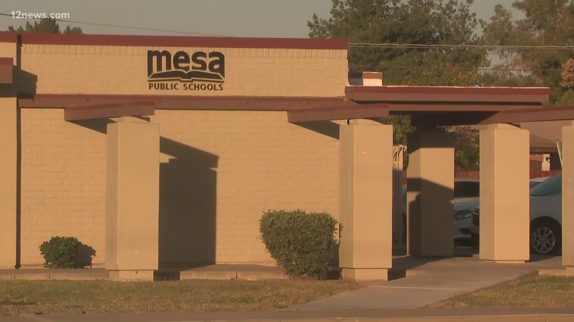 Mesa Public Schools Calendar 2021-2022 Photos