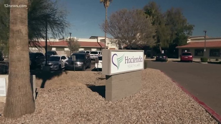 12 News I-Team answers viewer's questions about Hacienda Healthcare case
