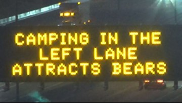 Like those quirky ADOT freeway signs? Here's your chance to create one
